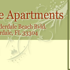 Spring Tide Apartments